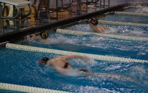 BHS Swim Team has Strong Finish