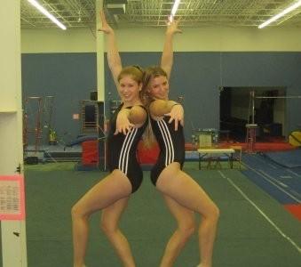 BHS Gymnastics Team Springs to Life