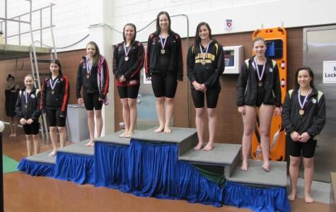 Laura Tramer Swims to State Tournament