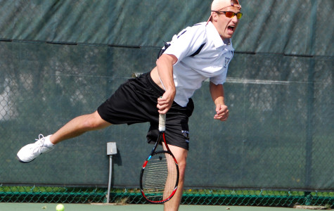 Goldberg and Bortz Compete at State Tennis Tournament