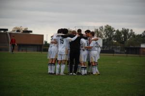 Boys Soccer Ties Wickliffe