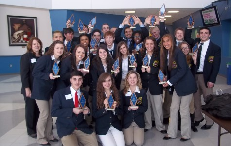 Marketing Team Competes at National Tournament