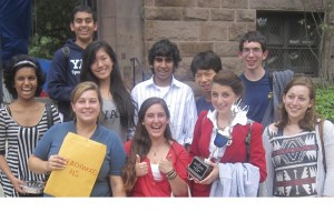 Jessie Gill Wins Third Place at Yale Speech & Debate Tourney