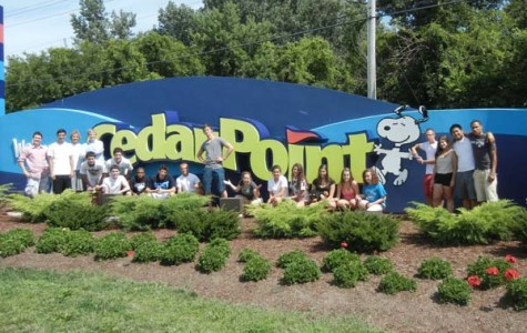 Marketing Class Develops Campaign for Cedar Point