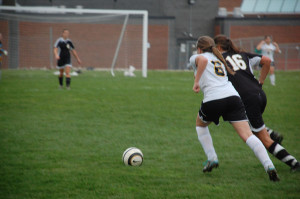 Girls' Soccer Team Finishes Challenging Season