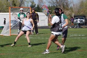 Girls' Lacrosse Team Prepared to Rebuild