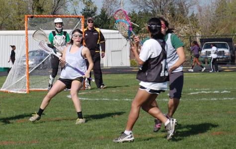 Girls' Lacrosse Team Prepared to Rebuild