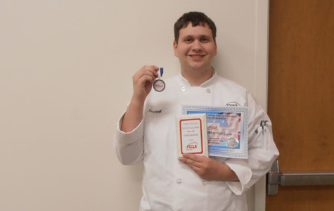 Culinary Arts Students Win Over Taste Buds and State Judges Too
