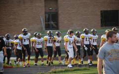 BHS Varsity Football Team Defeated by Rivals Orange
