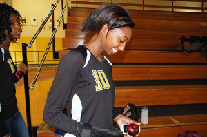 Volleyball Team Rallies for a Cure for Cancer