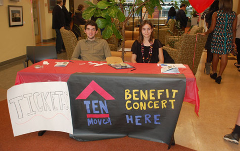 Ten Moves! Benefit Concert Raises $1400