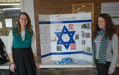 Human Rights Students Make a Difference Through End-of-Semester Projects