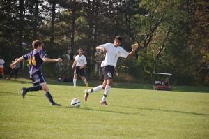 Boys Soccer Team Wins CVC Title