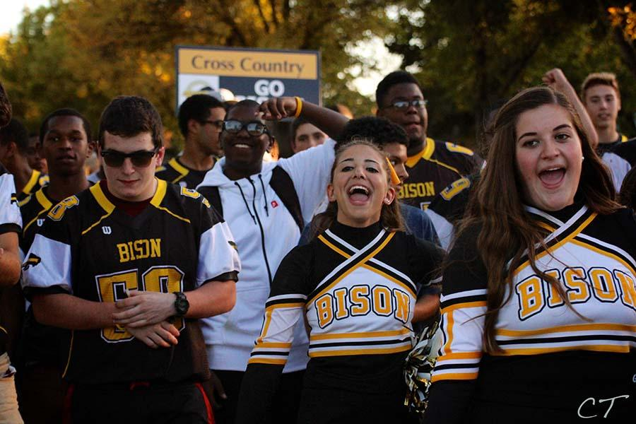 Community Celebrates Homecoming and High School Rededication