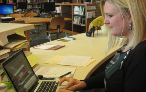 Library Remains Vital in Electronic Age