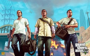 Beachwood Gamers Enjoy Enhanced Graphics and Storytelling with Grand Theft Auto 5