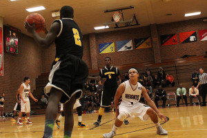 Boys Basketball Ranked #1 in Division III, Ready for District Semifinals