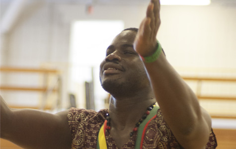 Dancers Honor Black History Month
