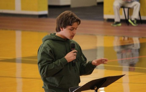 Candidate Calls to Expand Role of Student Council