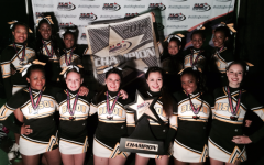Cheerleaders Win National Title at Virginia Beach Tournament