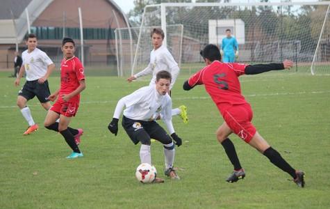 Bison Soccer Wins Third Straight CVC Championship