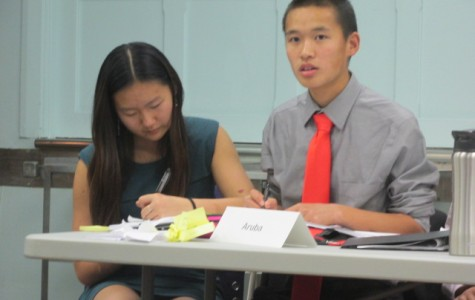 Here's What You Missed at This Year's First Model UN Conference…
