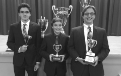 Speech & Debate Team Wins Big in Spite of Small Numbers
