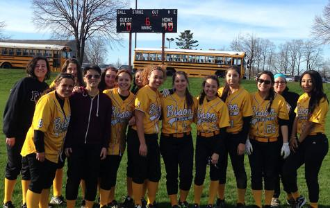 Softball Team Beats Rival Orange, First Time in Seven Years