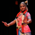 Srinivasan in her last dance of the evening. Photo by Ravi Sunderrajan.