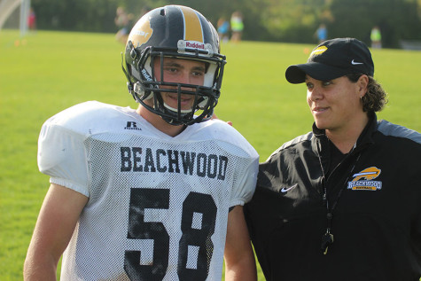 Coach Mary Deitrick Brings Lifetime of Experience to Bison Football Team
