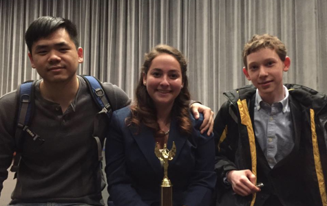 Speech & Debate Club Enriches Minds