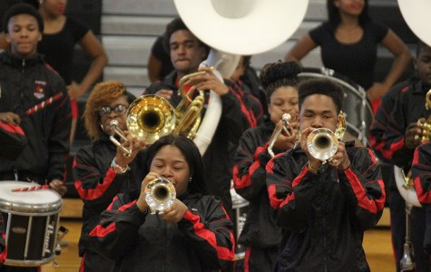 MAC Scholars Honor HBCUs at Black History Month Assembly