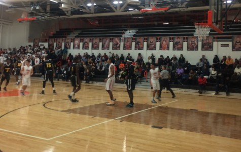 Boys Basketball Holds Off Late Rally to Complete Season Sweep of Orange