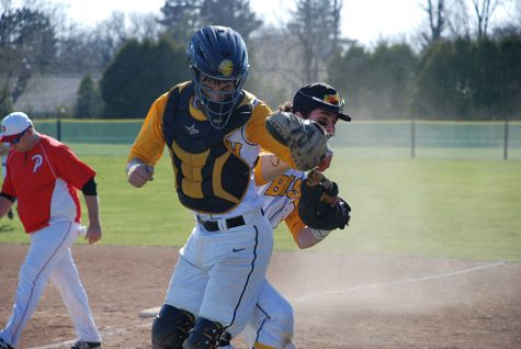 After Series of Cancelled Games, Bison Baseball Plays Three at Home