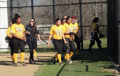 Softball Team Brings Strong Spirit to the Post-Season