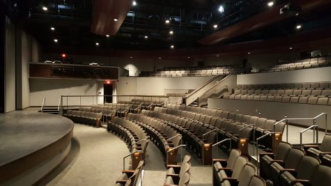 Upgraded Auditorium Open After Four-Year Closure