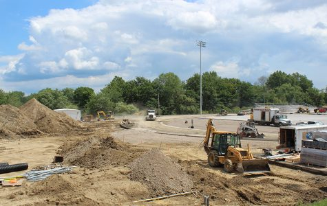 Construction Progressing On-Schedule For Stadium Opening