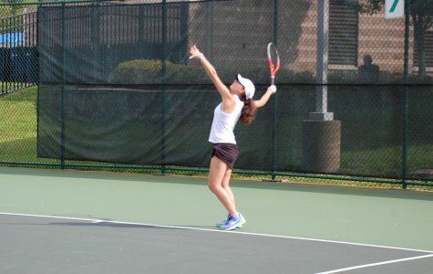 Girls Tennis Builds on Strengths