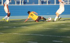 Boys Soccer Finishes Impressive Season at District Finals