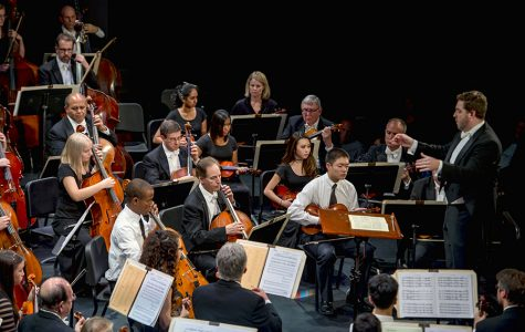 BHS Musical Ensembles Play With Cleveland Orchestra for Auditorium Opening