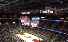 My First Cavs Game