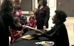 Author Jacqueline Woodson Encourages  Young People to Take Pride in Diversity