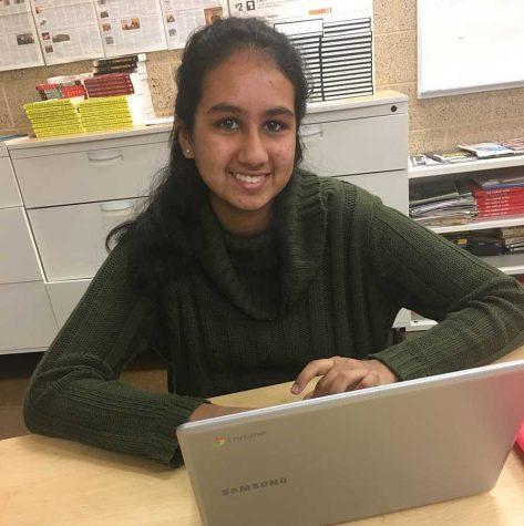 Photo of Prerna Mukherjee