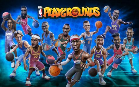 Dunk From Your Couch With 'NBA Playgrounds'