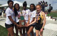 Girls Track Team Wins State Tournament
