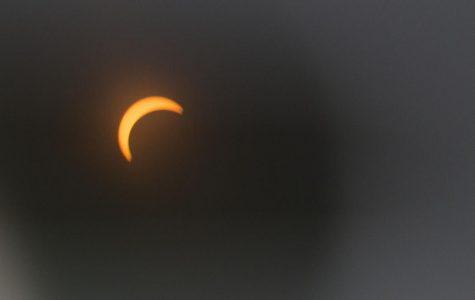 Beachwood Celebrates 80% Solar Eclipse