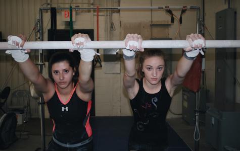 Lackritz and Alexander Aiming to Build Gymnastics Team