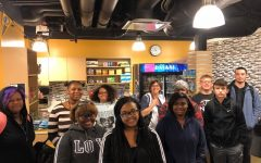 Journalism Class Hosts Student Reporters From Cleveland School of the Arts