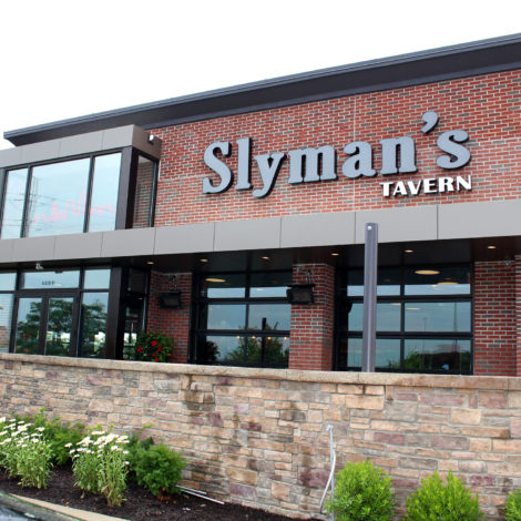 Slyman's, a breakfast and lunch- only joint, provides diners with an in-and-out gargantuan sandwich, and a damn fine one at that.  Slyman's Tavern, which both the Independence and Orange locations are named, is a dining experience. You sit down, enjoy your company and grab a bite. Image source: Slymanstavern.com