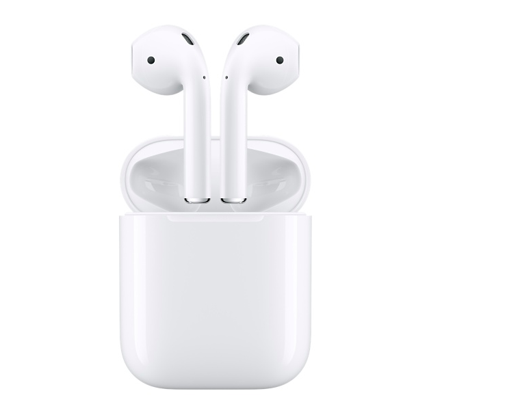 Just as Apple revolutionized the cell phone, AirPods seem to be the first generation in their revolution of the headphone market. Image source: Apple.com